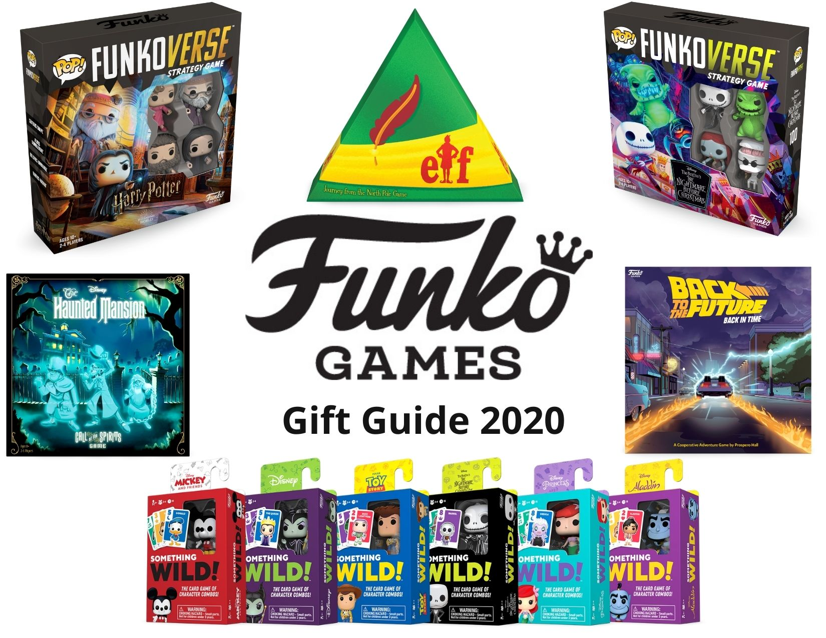 Funko Games Gift Guide