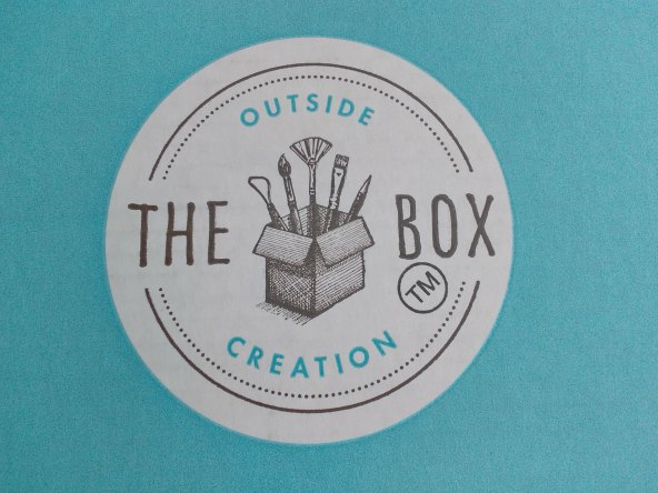 Subscription Art Box: Outside the Box Creation