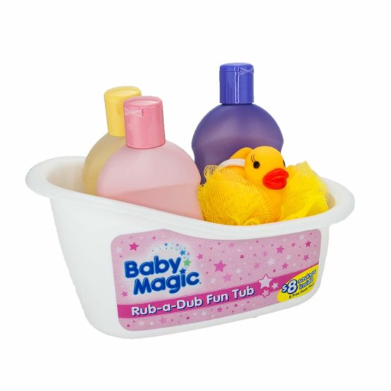 Baby Magic Rub a Dub Tub