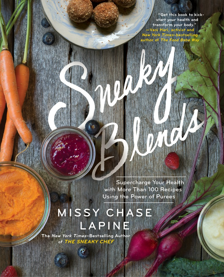 Book Review: Sneaky Blends by Missy Chase Lapine