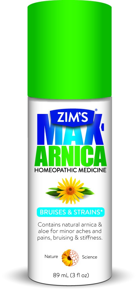 Zim's Max Arnica Homeopathic Roll-On