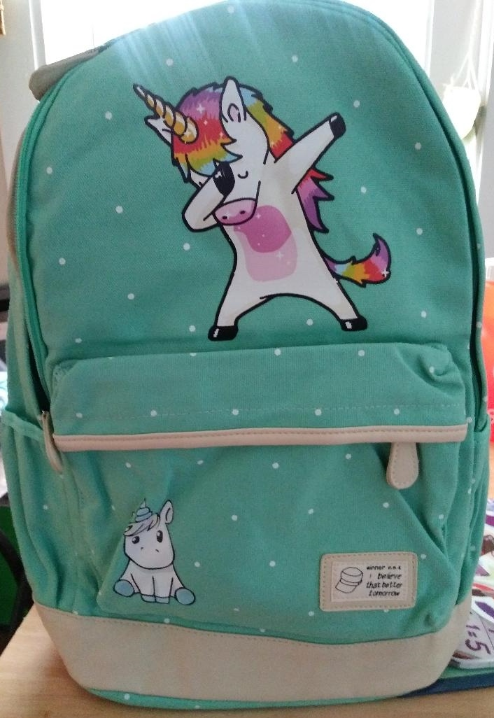 100 Unicorns Backpack