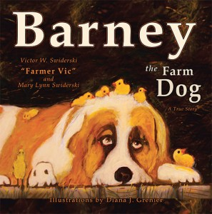 Barney the Farm Dog
