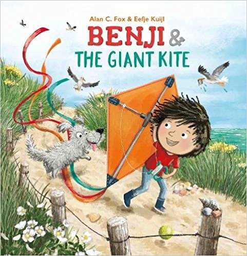 Benji and the Giant Kite