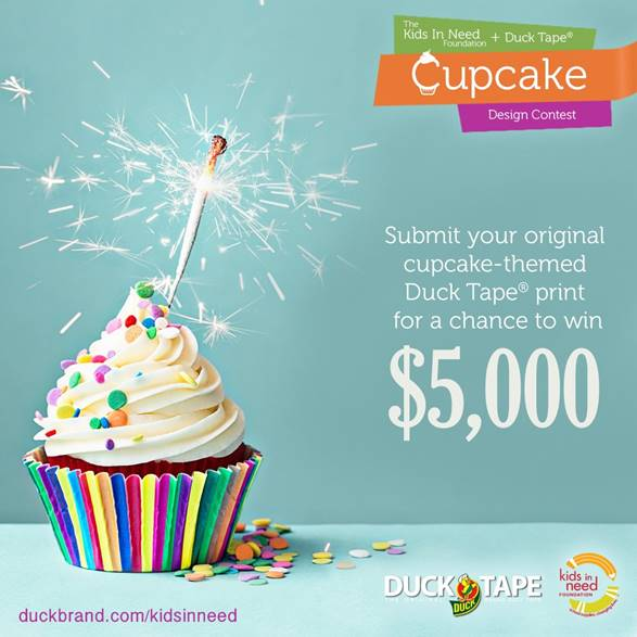 Duck Brand - Cupcake design contest