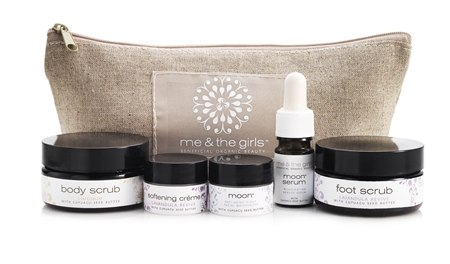 Me and the Girls Beneficial Organic Beauty