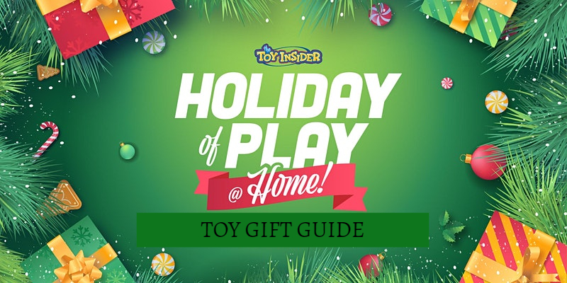 Holiday of Play Gift Guide