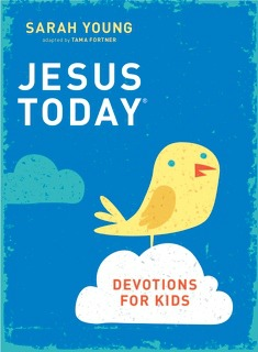 Jesus Today Devotions for Kids by Sarah Young  #JesusTodayKids #FlyBy