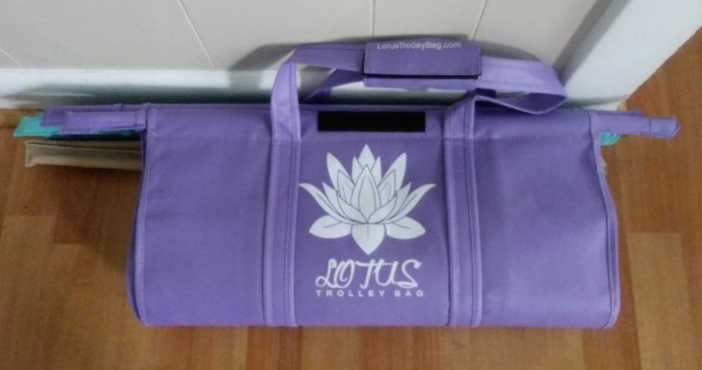 Lotus Bag Trolley System