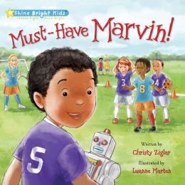 Must-Have Marvin