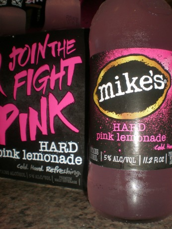 Mike's Hard Pink