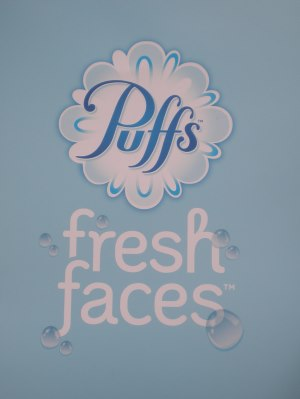 Puffs Fresh Faces