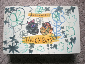 Margo's Magnificent Choice Review #TackyBoxKindness