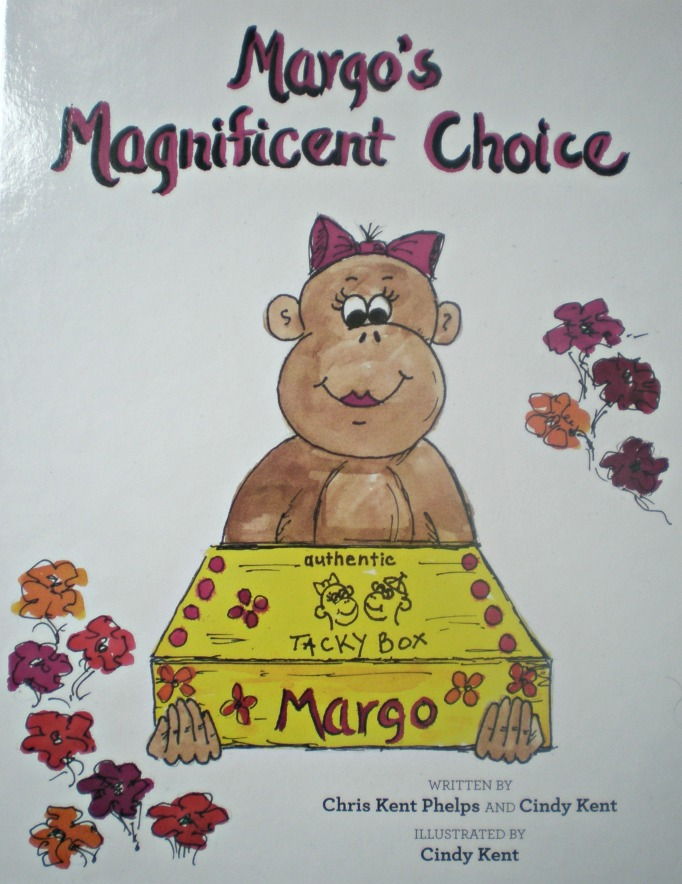 Margo's Magnificent Choice - Tacky Box Review #TackyBoxKindness