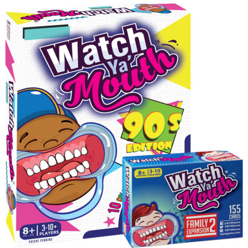 watch ya Mouth 90s Edition