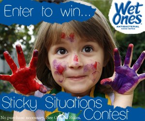 Wet Ones Contest