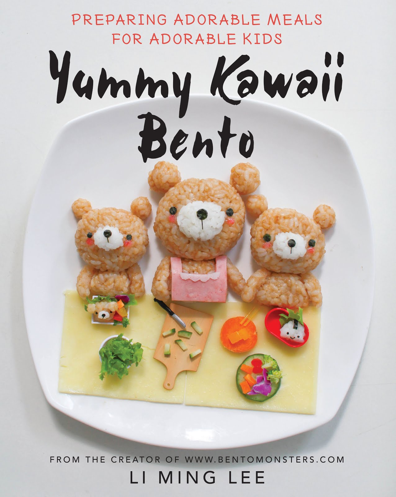 Yummy Kawaii Bento Cookbook